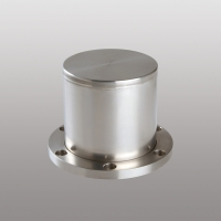 DST standard stainless steel canister