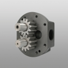 External gear pump ZPA