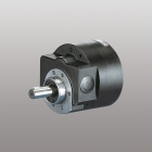 High capacity external gear pump