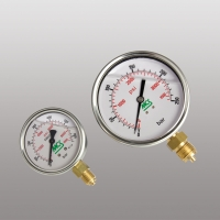 Oleotec MCS® Glycerin filled manometers