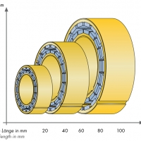 Optimum system adaptability of DST magnetic couplings