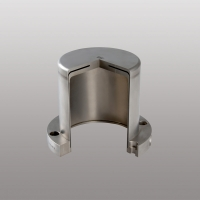 DST double wall stainless steel canister
